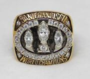 San Francisco 49ers Ring