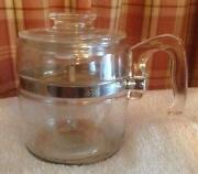 Pyrex Coffee Pot