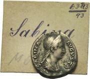 Hadrian Denar