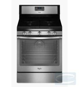 GAS RANGE / GAS STOVE. BRAND NEW , WHIRLPOOL, FRIGIDAIRE,GE, 30 INCH GAS STOVES. SUPER SPECIAL SALE $499.99  NO TAX.