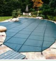 Pool closing and opening