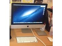 "Imac 21.5"" 2013, barely used and in excellent condition (:"