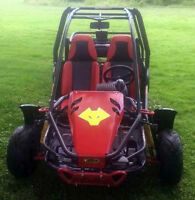 Well loved, well treated dune buggy