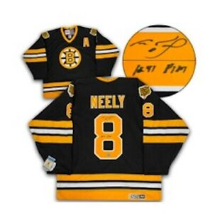 Cam Neely Signed Boston Bruins Jersey