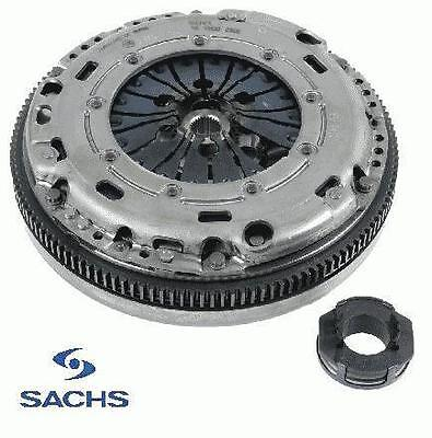 New SACHS Peugeot Partner 1.6 HDi 66/80kW 2006- Dual Mass Flywheel & Clutch Kit Deluxe Double Swing Set