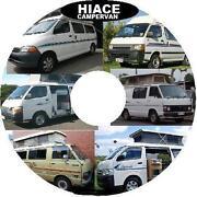 Toyota Hiace Manual