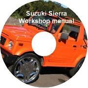 Suzuki Sierra Manual