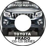 Toyota Prado Repair Manual