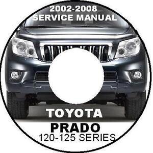 Toyota Repair Manual Ebay