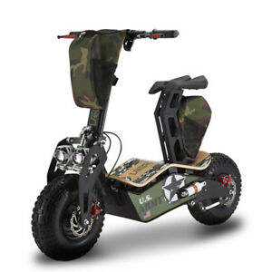 Velocifero MAD 1600 Watts- 48Volts 12Ah Folding e - Bike