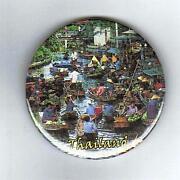 Thailand Fridge Magnet