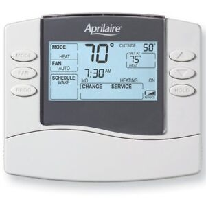 Aprilaire Programmable Thermostats for three zones (3 quantity)