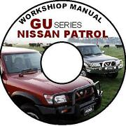 Nissan Patrol Workshop Manual