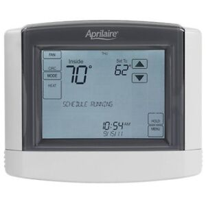 Aprilaire 8600 Programmable Smart Touch Thermostat