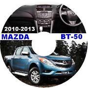 Mazda BT 50 Workshop Manual