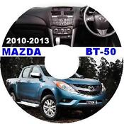 Mazda BT 50 Workshop Manual