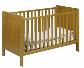 John Lewis Mika Cot Bed, Used, Excellent Condition and broken down to allow easy transport.