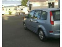 Ford c max 2004 for sale or swap