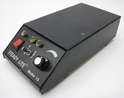 Stocker Yale Microscope Illuminator Controller Steady Lite Model 13