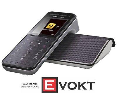 PANASONIC KX-PRW110GW BLACK CORDLESS TELEPHONE NEW
