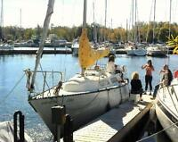 26 ft Cruising Sailing Sloop (Keel Boat)