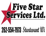 Five Star Services, Ltd.