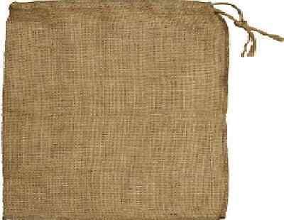 1 Burlap Sacks-Potato Sack Race Bags, Sandbags, Gunny Sack - Sack Race Sacks