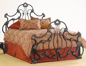 Elliott Designs Vivian Iron Bed