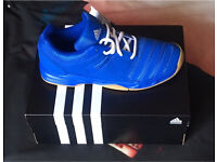 Adidas tennis trainers (Size 5.5)