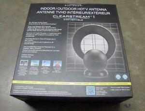 Indoor / Outdoor HDTV Digital antenna CLEARSTREAM 1