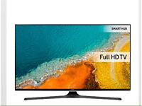 """60"""" Samsung Full HD Smart LED TV with Built-In Wi Fi 60j6240 warranty and delivered"""
