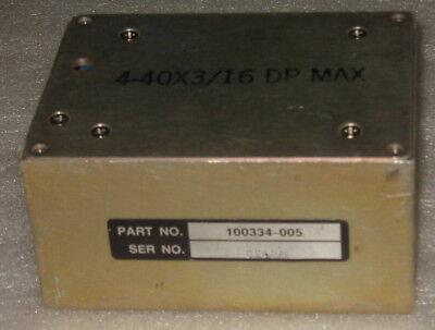 Efratom 10mhz Rubidium Frequency Standard Frs-c