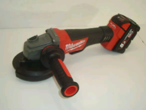 Milwaukee Angle Grinder never used