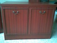 Small Storage Cabinet by Homeworthy Furniture