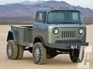 FC170 Jeep - Super Rare! Cool Ride once done.