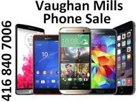 VAUGHAN MILLS STORE - BEST PRICE SMARTPHONE SALE!