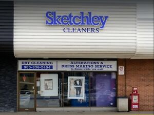 Dry-cleaning Depot and Alteration Center for sale Burlington