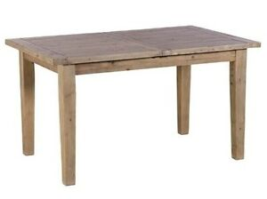 Rustic Extending Dining Room Table