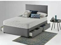**100% GUARANTEED PRICE!*Brand New Double Beds/Single Beds/Kings Size Beds-Same/Next Day Delivery