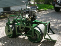 FANTASTIC BARGAIN - RIDING LAWN ROLLER