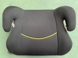 2 John Lewis car booster seats, group 2/3 with covers - excellent condition