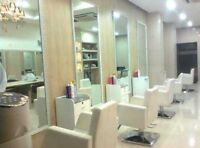 Hiring full/ part time experience hairstylist