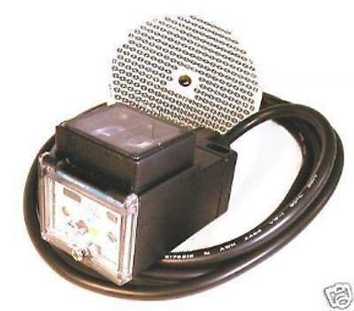 Photo Sensor Relay Output 9.1m Reflective 12-240v Cw Timer For Garage Doors