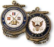 Navy Challenge Coin