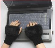Womens Black Gloves