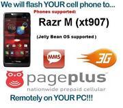 Droid RAZR Flash