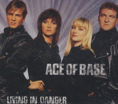 Ace of Base Living in danger (1994) [Maxi-CD]