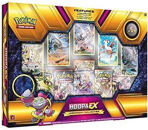 Pokémon XY8 - Legendary Collection Box Hoopa EX Box - BRAND NEW