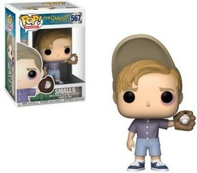FUNKO POP! MOVIES: The Sandlot - Smalls [New Toy] Vinyl Figure
