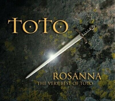 Toto - Rosanna/The Best Of Toto (CD Used Very